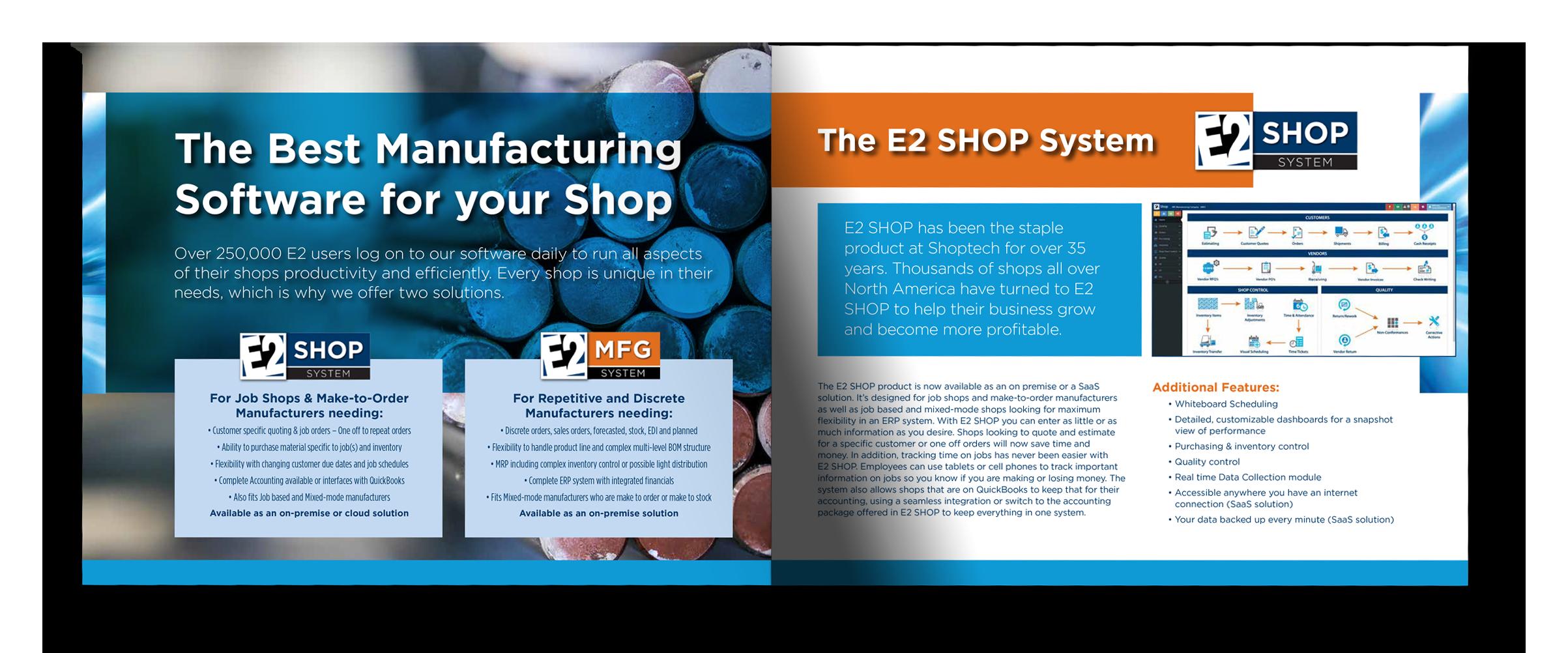 E2 Product Brochure